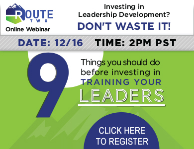 Leadership Development Webinars - Seattle WA